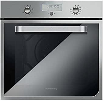 Rosières - RF6613IN - Four Encastrable - 58 L - Pyrolyse - Multifonction - Classe: A - Inox