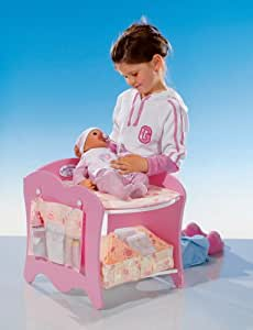 Zapf Creation Baby Annabell Changing Table (761199)