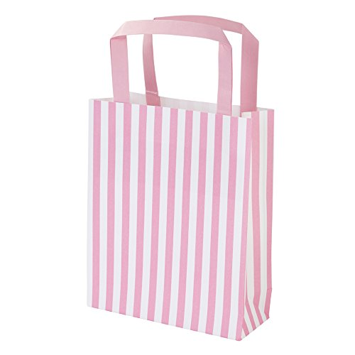 Talking Tables Mix and Match Party Treat Bags, Paper, Pink, Pack of 8