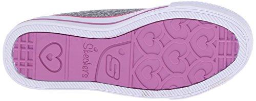 Skechers - Shuffles - Poplife, Scarpe sportive Bambina Gris (Gymt)