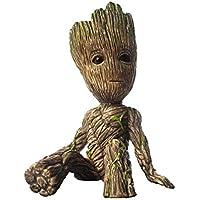 Unbekannt Anime Groot Figur Guardians of The Galaxy 2 Tree Man Baby sitzend Ver Sammlerstück