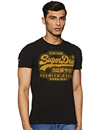 16027c99a5ce31 Amazon.in  Superdry - T-Shirts   Polos   Men  Clothing   Accessories