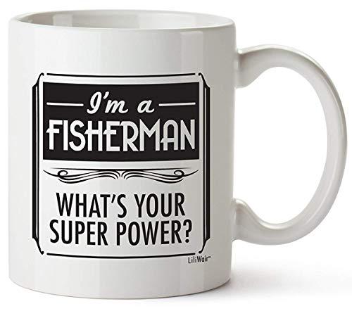 Fisherman Gifts For Men Women Christmas Gift Boyfriend Girlfriend Husband Birthday Set Fishermans Gag Basket