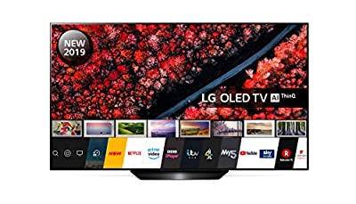 LG OLED55B8SLC Premium 4K Ultra HD HDR Smart OLED TV (2018 Model) - Black
