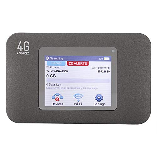 Router 4G, Mini Scheda Wireless Lockless Net 2500mAh 150Mbps Router 4G LTE WiFi Router 4G Dongle Connettere Fino a 10 dispositivi WiFi