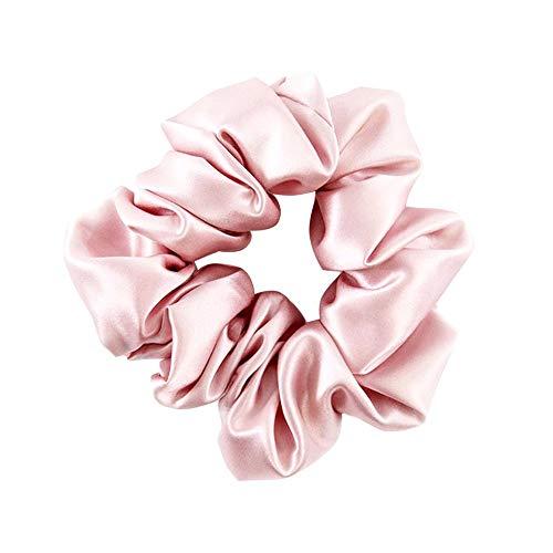 THXSILK Haar Seiden Haargummis Elastische Haarbänder Haargummis Pferdeschwanz Seile für Frauen Haarschmuck