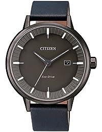 CITIZEN Eco-Drive BM7377-12X. Reloj de cuarzo, sin cambios de pila y cristal irrayable.