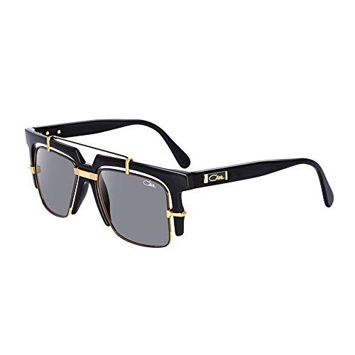 a874b68d791b Sunglasses Cazal Vintage 873 01 black gold 100% Authentic New