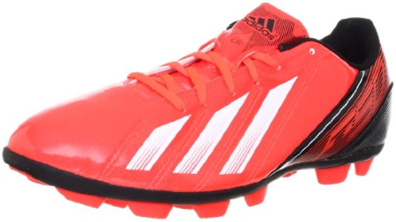 Botas Adidas F5 TRX HG -Rojo-