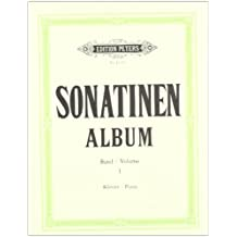 Sonatinen-Album, Band 1: Sonatinen und andere Stücke für Klavier