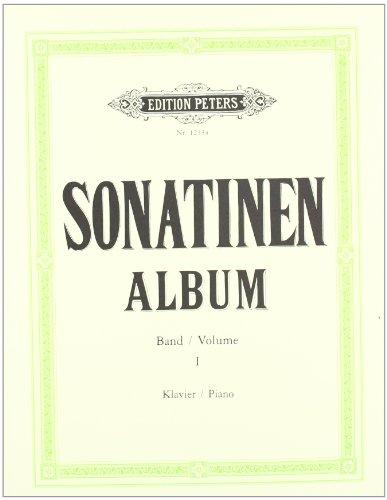 Sonatinen Album 1 (Kohler/Ruthardt) Pian...