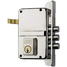 Azbe 3012140 Cerradura Azbe Seguridad 8-hn/hs3/ Izquierda