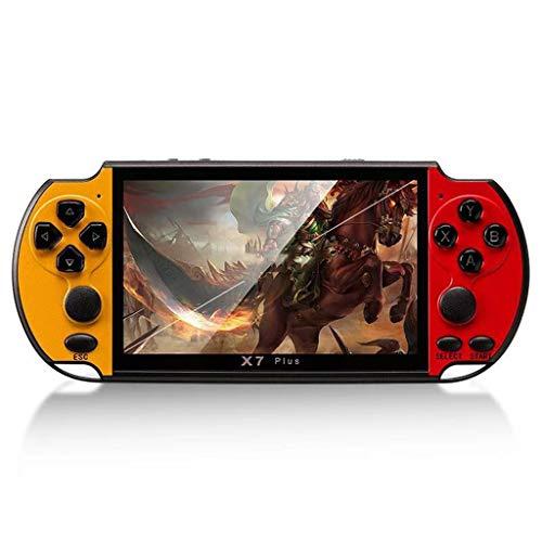 VICKY-HOHO Retro C lassic Spielkonsole Handheld Portable