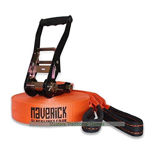 Maverick Slackline Set - Original Boxed.