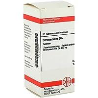 STRAMONIUM D 6, 80 St preisvergleich bei billige-tabletten.eu