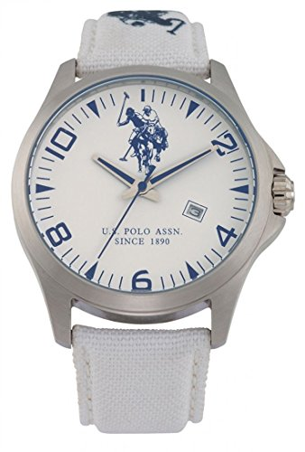 U.S.POLO ASSN. Herren-Armbanduhr USP4262WH