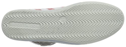 Ricosta Padme(m), Chaussons montants fille Red - Rot (patina/rot 352)