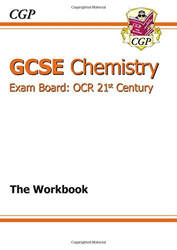 GCSE Chemistry OCR 21st Century Workbook (A*-G course) (Workbooks With Separate Answer)