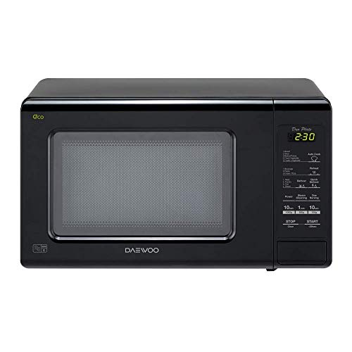 41JHRJmtYcL. SS500  - Daewoo KOR6M1RDWR Duo-Plate Touch Control Microwave, 800 W, 20 Litre