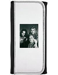 Piel sintética cartera con Johnny Depp, Marlon Brando y Faye Dunaway