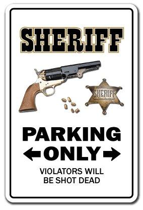 Sheriff Neuheit...