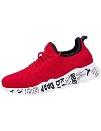 Styledress Sneaker Herren Schuhe, Unisex Sport Sneaker Herrenschuhe  Anti-Rutsch-BelüFtungsschuhe Schuhe Outdoorschuhe c1eae20afc