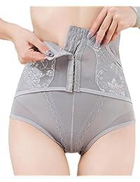 Snone Femme Culotte Sculptante Gainante Amincissante Effet Minceur  Sculptante Slim Bodyshaper pour Femme Haute Ventre Plat 55bba6e268f