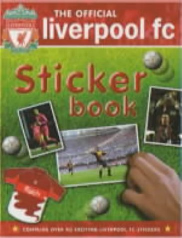 The Official Liverpool FC Sticker Book
