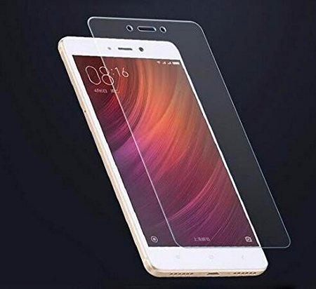 Xiaomi Redmi Note 4 Full Coverage Tempered Glass Screen Protector BY RIdhaniyaa.