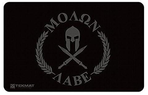 Molon Labe Gun Cleaning Mat by TekMat by TekMat (Gun Cleaning Mat)