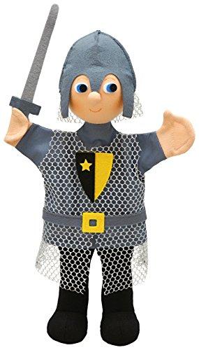 ABA aba71176Caballero marioneta de Mano