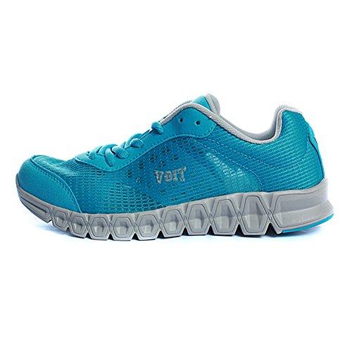 Chaussures de sport dames/anti-dérapant usure chaussures femme/Chaussure respirante légère/Nets lents running shoes D