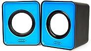 Hiper MS-10M 1+1 USB Speaker Mavi (6W)