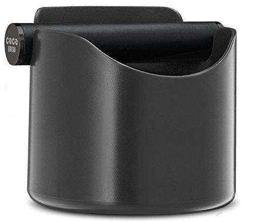 CoCoBrew Abklopfbehälter Abschlagkasten Knockbox für Kaffeesatz -
