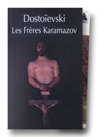 Les Frères Karamazov, coffret 2 volumes par Fédor Mikhaïlovitch Dostoïevski