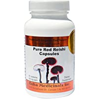 Pure Red Reishi™ capsules - (500mg) 90 Veg