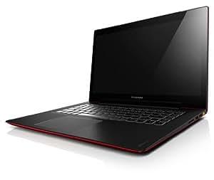 Lenovo U430touch 35,6 cm (14 Zoll HD+ LED) Touch Ultrabook (Intel Core i5 4200U, 2,6GHz, 8GB RAM, 256GB SSD, NVIDIA GeForce GT 730M / 2 GB, Win 8) rot