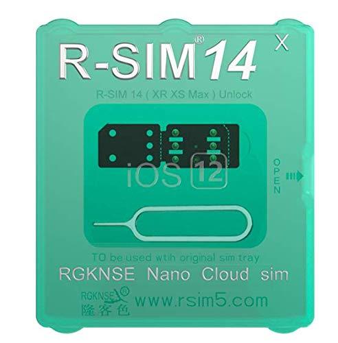 ada3a73b4fb RSIM 14X Activation Unlock sim Card UnlockCard for All Phone XS MAX, XR, XS