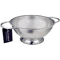 Buckingham – Escurridor de Acero Inoxidable Micro Perforado colador para  arroz Pasta para Espaguetis Pasta Verduras d35ea081a972