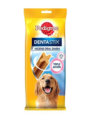 Pack de 7 Dentastix de uso diario para higiene oral para perros...