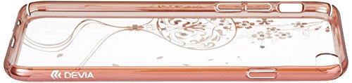 Devia , Portafogli da viaggio  Unisex, Grun/Schwarz (Multicolore) - BRA002423 Rose/Gold