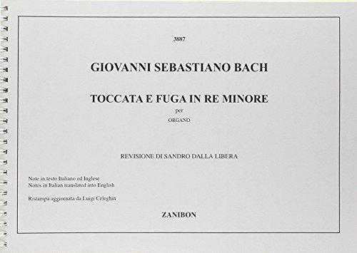 Toccata E Fuga In Re Min. Bwv565