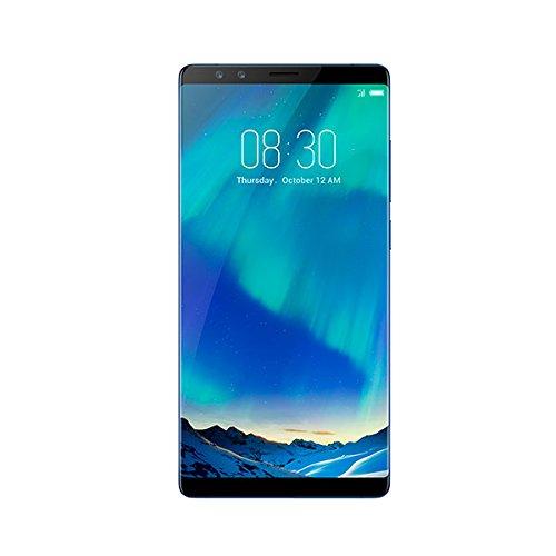 Nubia NX595J Z17S 5,7 Zoll FHD-Display Smartphone (6GB RAM und 64GB Speicher) Blau