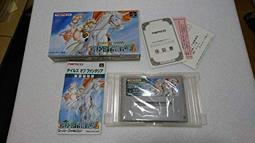 Tales of Phantasia - Super Famicom - JAP