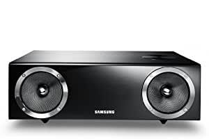 Samsung DA-E670/EN 2.1 Lautsprecher mit Dock für Apple iPod/iPhone (40 Watt, Bluetooth, USB Direct Play)
