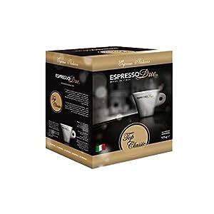 Espresso Due 25 Capsule Caffe Top Classic per Nuove Macchine cod. 315-321-327