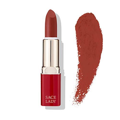 Kltipeng Matte Lippenstift,Wasserdichte Langlebige Matte Lipgloss, Farbecht Moisturizing Lipstick...