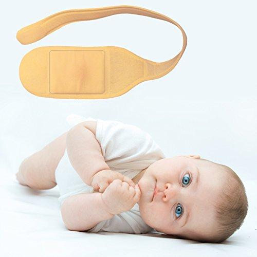 UMBILICAL INFINITUM di qualità medica per cintura per l'ernia, Infant ad addominali, Navel Truss-Supporto per (Addominale Ernia Supporto)