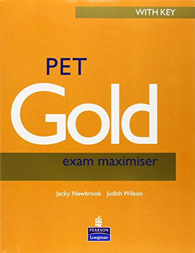 Pet gold exam maximiser. With key. Per le Scuole superiori. Con 2 CD Audio