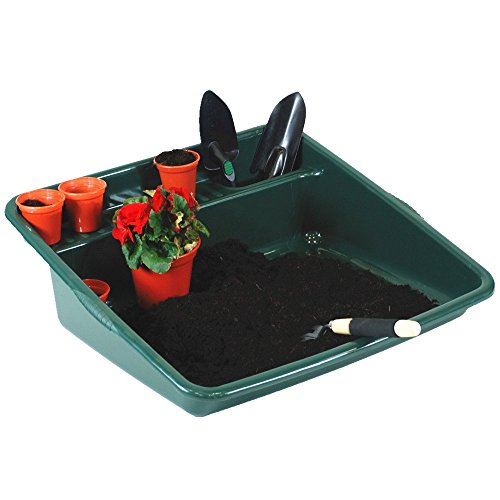 crazygadget-plastic-garden-potting-tidy-shelf-workbench-tray-for-nursery-plant-seeding-soil-mixing-m